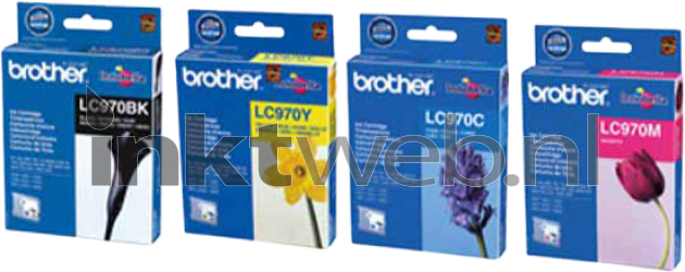 Brother LC-970 multipack LC970VALBP