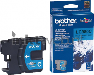 Brother LC-980C cyaan LC980C