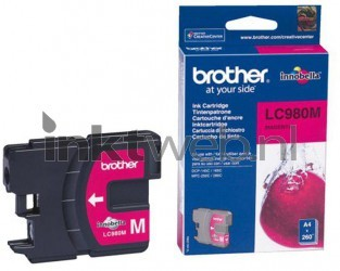 Brother LC-980M magenta LC980M