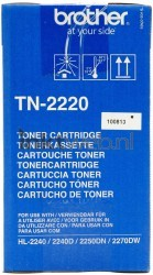 Brother TN-2220 zwart TN2220