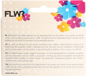 FLWR HP 920XL cyaan FLWR-CD972