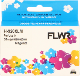 FLWR HP 920XL magenta FLWR-CD973