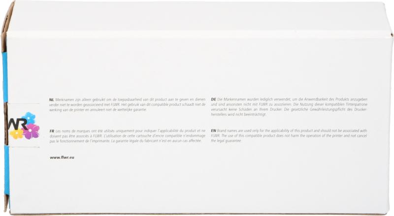 FLWR Xerox Phaser 6000 / 6010 zwart (Huismerk (compatible