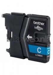 Brother LC-985C cyaan LC985C