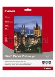 Canon SG-201 A3 semi glossy photo paper 1686B026