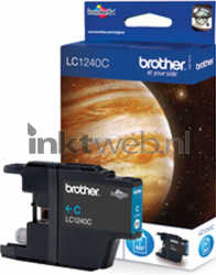 Brother LC-1240C cyaan LC1240C