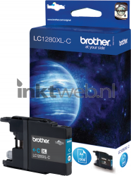 Brother LC-1280C cyaan LC1280XLC