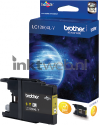 Brother LC-1280Y geel LC1280XLY