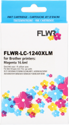 FLWR Brother LC-1240XL magenta FLWR-LC-1240XLM
