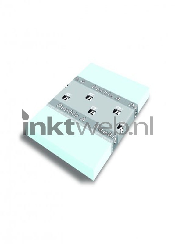 double a papier a4 80 grams lichtblauw origineel. Black Bedroom Furniture Sets. Home Design Ideas