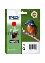 Epson T1597 rood C13T15974010