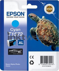 Epson T1572 cyaan C13T15724010