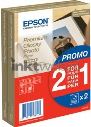 Epson Premium glossy photo paper 255g/m2 100x150mm C13S042167