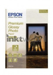 Epson Premium glossy photo paper 255g/m2 130x180mm C13S042154