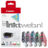 Canon CLI-8 Photo Multipack zwart