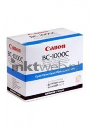 Canon BC-1000CY cyaan 0931A001