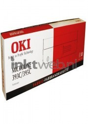 Oki ML5100FB zwart 43821103
