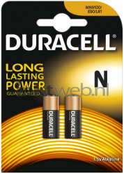Duracell N (Plus Power) MN9100