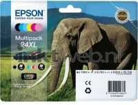 Epson 24XL multipack (Opruiming 6 x 1-pack)