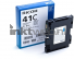 Ricoh GC-41 cyaan front box en product