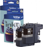 Brother LC-123 2-pack (Opruiming 2 x 1-pack)