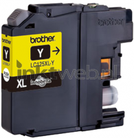 Brother LC-125XLY geel