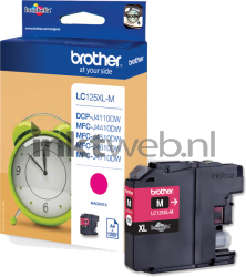 Brother LC-125XLM magenta LC125XLM