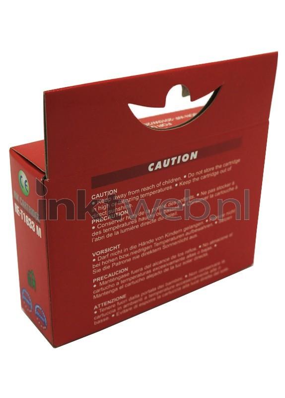epson 16xl magenta huismerk compatible xxl. Black Bedroom Furniture Sets. Home Design Ideas