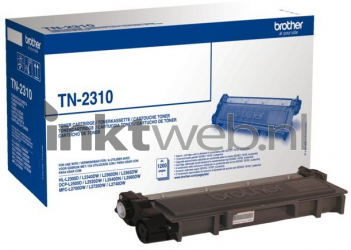 Brother TN-2310 zwart TN2310
