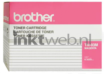 Brother TN-03M magenta TN03M