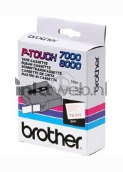 Brother TXE-242 rood TXE-242