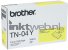 Brother TN-04Y geel