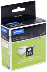 Dymo 11352 Return labels wit S0722520