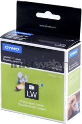 Dymo 11355 Multi functionele Labels wit S0722550