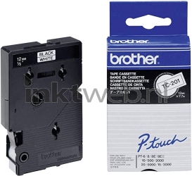 Brother TC-201 zwart TC201