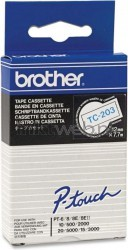Brother TC-203 blauw TC203