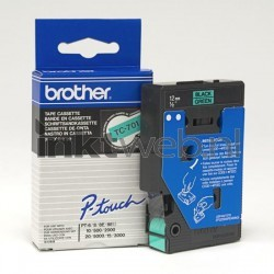 Brother TC-701 zwart TC701