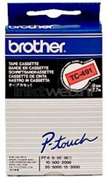 Brother TC-491 zwart TC491