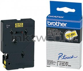 Brother TC-691 zwart TC691