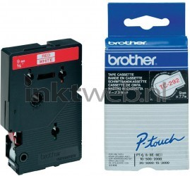 Brother TC-292 rood TC292