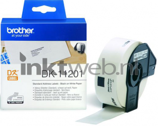 Brother DK-11201 wit