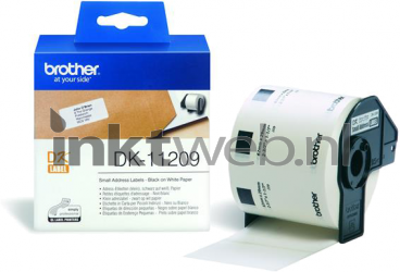 Brother DK-11209 wit