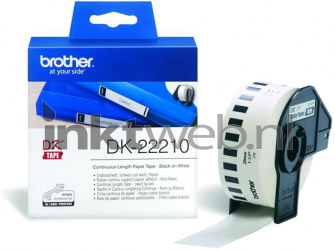 Brother DK-22210 wit