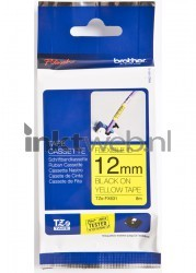 Brother TZE-FX631 flexible tape zwart TZEFX631