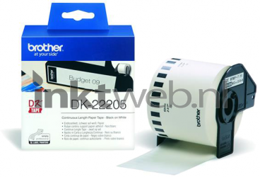 Brother  DK-22205  x 62 mm30.48 m wit DK-22205