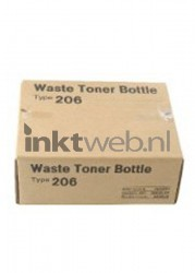 Ricoh 400891 waste toner bottle zwart 400891