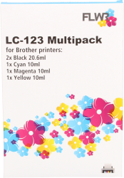 LC-123 Multipack (FLWR-LC123MP)