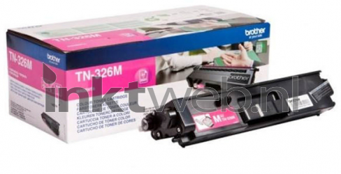 Brother TN-326M magenta TN326M