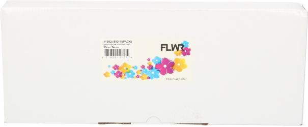 FLWR Dymo 11352 10-Pack wit