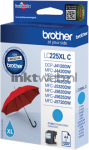 Brother LC-225XLC cyaan
